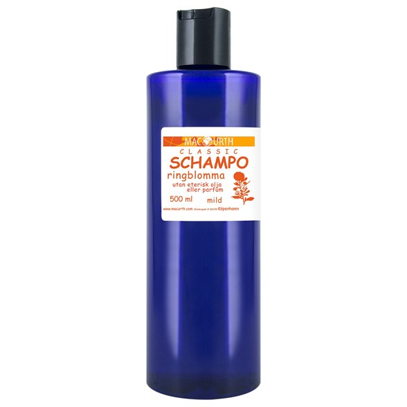 MacUrth Schampo Ringblomma, 500 ml