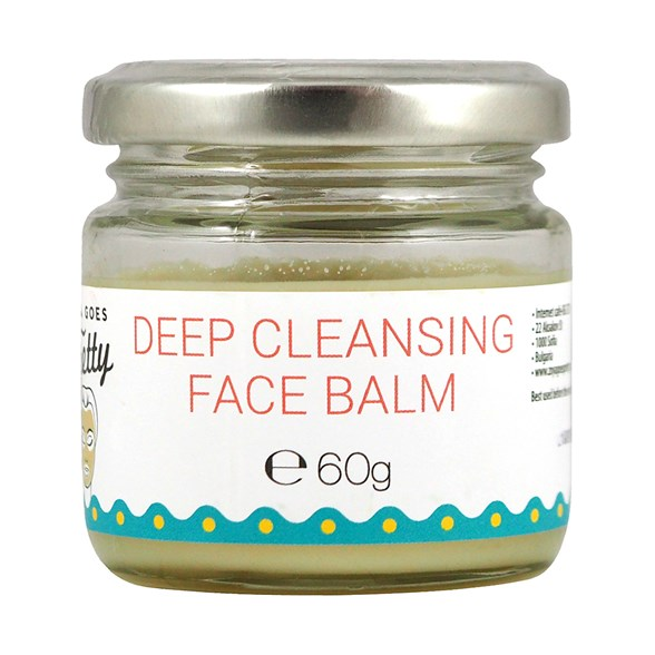 Zoya Goes Pretty Deep Cleansing Face Balm, 60 g