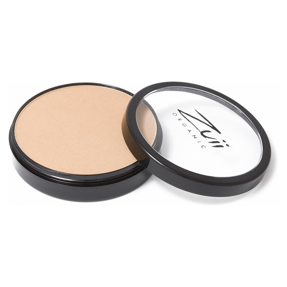 Zuii Organic Flora Powder Foundation, 10 g, Ivory