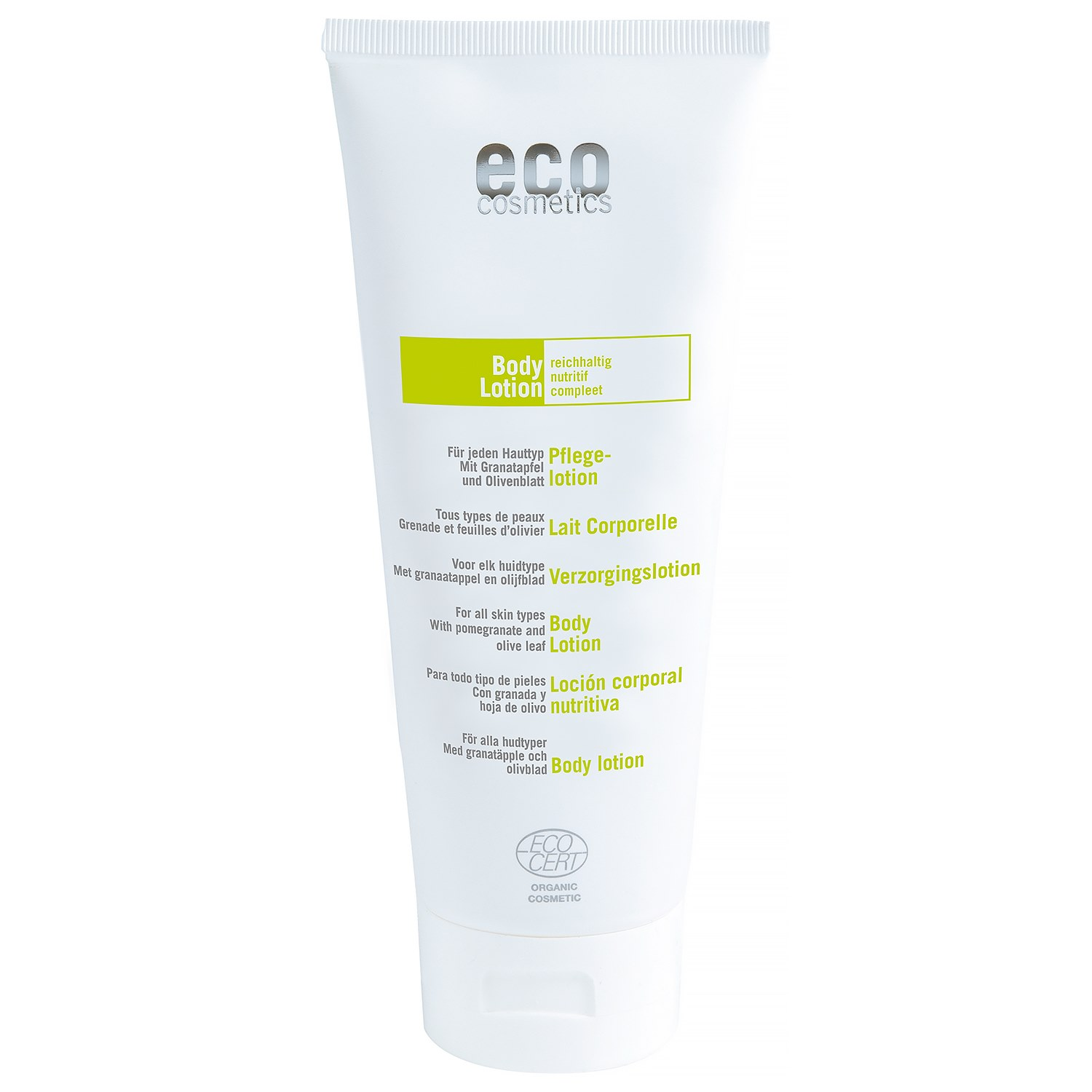 Naturlig body lotion